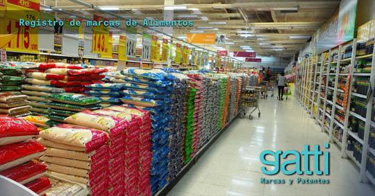 registro de marcas de alimentos, registro de marca de galletitas, registrar productos lacteos