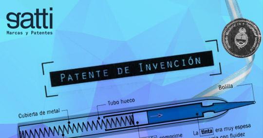 patente de invencion, como registrar una patente de invención, gatti marcas y patentes