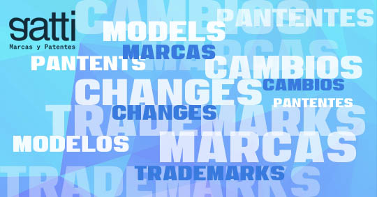 cambios marcas y patentes 2018 Argentina, changes trademarks and patents
